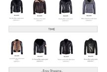 Discover our Leather Jackets, plus shop SALE