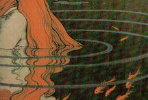 Art Nouveau Art and Design