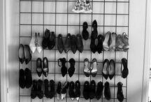 shoe shelfing