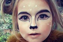 Herten make-up