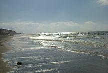 Paysage / La mer du Nord !