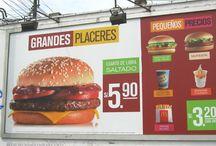 Mc Donald's Lima / Nuevo Menú peruano