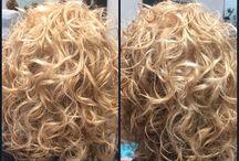 Beautiful Curls by Carolyn