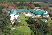 Magoebaskloof Hotel / Set in the dramatically beautiful Magoebaskloof area, this charming country hotel offers guests a chance to enjoy an idyllic and relaxing break in the countryside. Friendly personal service and comfortable accommodation are both hallmarks of this hotel.