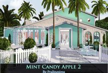 Sims 3 Residential Homes