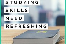Study Advice / General study advice to help you become a better student, feel more confident in your studies and achieve high grades. *** Study tips, study hacks, university advice, study methods, note taking, revision, essay, organisation, productivity, procrastination, student, university, college