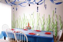Birthday Parties / by Meredith Heitkamp