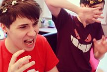 Dan and Phil (#^.^#)