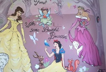 Murals I have created / Pictures of large murals I have have been commissioned to create. / by Laura Jane Smith (Godfrey)