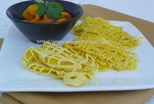 Singapore cuisine-vegetarian / Share any vegetarian dish from Singapore.