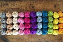 Textile design: colour inspo