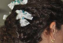 Recogidos Novias / Mostramos nuestros trabajos de recogidos y peinados para   novias