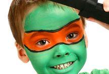 maquillages enfants (kermesse)