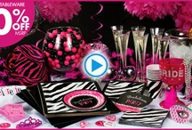 Bachelorette Parties  / by Pure Romance by Erica