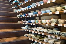 shopping for tea and zakka / Shopping, tea and doughnuts in Japan and other inspiring locations