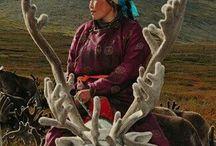 эвенки-шаманы