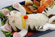 ♥ Bentos / Kawaii Food ♥ / by ≧^◡^≦ Vicky Miyu. ♡