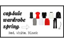 Capsule Wardrobe Color Story