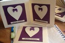 Did wedding cards