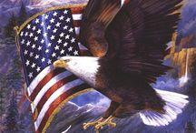 Patriotism and Art print
