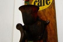 painel café