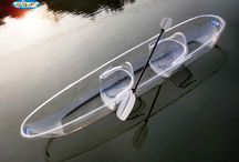 Vue I / Transparent 2 Person Sit-On-Top Kayak -  Kayak-ity-Yak is the exclusive importer for Winner Kayaks in Canada