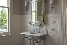 bathroom and laundry décor