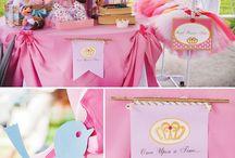 Princess party ideas / by Jessica McCowan