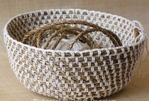 Hemp basket / by Robin Murray