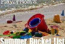 A Bucket List of Summer Bucket Lists