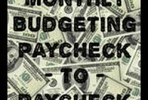 Budgeting / by UT Tyler Student Money Management