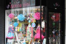 Winkelstad Nijmegen / Mooi aangeklede winkeltjes in Nijmegen