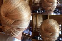 Mother of the bride hair up / Mother of the bride hair up