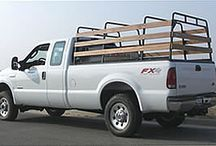 U.S. Rack Truck Racks for Sport / These truck racks are well suited for sport and recreation.