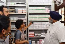 Inauguration of FREE Medicine Shops in Punjab
