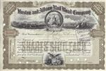 Cool Rail Road Stock Certificates / Some nice old railroad stock certificates.