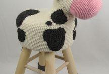asiento vaca