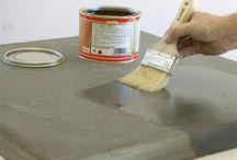 Lestenie betonu