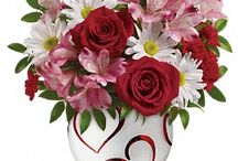 Valentines  / Here are some of our Valentines day flowers