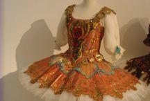 Opera and dance inspirations