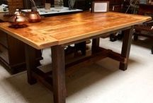 HappenWood Furniture / Cate Design & Restoration specializes in reclaimed old growth furniture and antique lighting crafted from materials sourced from Marin, Napa, and Sonoma Counties. HappenWood Furniture is our line of handcrafted items from antique and vintage wood.