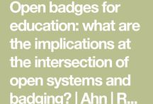 Badging / Badging Education