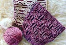 cap, scarf, socks