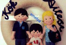 Bizimkiler / Benim mutlu ailelerim :)