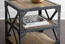 Furniture / Furniture possibilities for a modern industrial farmhouse