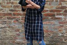 Vestido + jeans