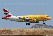 Air - Airbus A319-100 / Airbus A319-100 pictures collected from the web / by Waldek Ilnicki