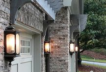 Exterior Details add style / by DesignHouse - Debra Taylor Purvis