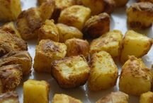 Diverse kartofler