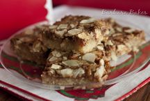 Bar cookies / by Laureen Andre